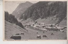 BRENNERO STAZIONE FERROVIARIA CON TRENO - Bolzano (Bozen)