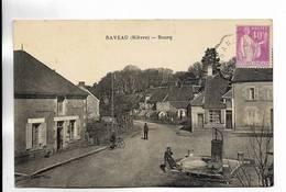 58 - RAVEAU ( Nièvre ) - Bourg - France