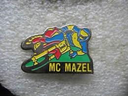Pin's Du Moto Club MAZEL - Motos