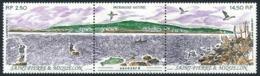 ST-PIERRE ET MIQUELON 1991 - Yv. 549A (548 Et 549) NEUF   Faciale= 2,59 EUR - Pointe Savoyard  ..Réf.SPM11539 - Neufs