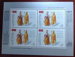 Lituanie, Numéro Du Vatican 2018, Bloc - Vatican