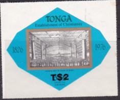 Tonga 1980 Ovpt Sc CO181 Mint - Tonga (1970-...)