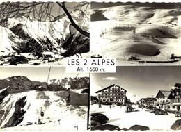 LOT N°1394 - LOT DE 9 CARTES LES 2 ALPES - France