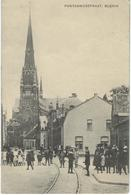 BLERIK : Pontannusstraat - TRES RARE CPA - Cachet De La Poste 1925 - Venlo