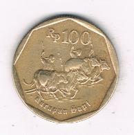 100 RUPIAH  1994  INDONESIE /6196/ - Indonésie