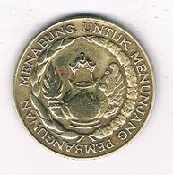 10  RUPIAH  1974  INDONESIE /6197/ - Indonésie