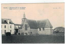 Grimde  - Chapelle De N-D Aux Pierres  Kapel Van OLV Ter Steen 1908 - Tienen