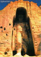 1 AK Afghanistan * Große Buddha-Statue Im Bamiyan-Tal Aus Dem 6. Jh. UNESCO Weltkulturerbe Und 2001 Von Taliban Zerstört - Afghanistan