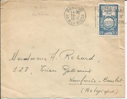 1946 - N° 771 Oblitéré Seul Sur Lettre - France