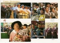 Portugal ** & Cante Alentejano, World Cultural Heritage 2016 (4) - Ungebraucht