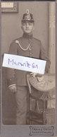 Foto CDV 2. Bayer. Jäger Bataillon Jägerbataillon Winker Tschako Bayern Deutscher Soldat Um 1910 - War, Military