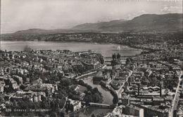 Schweiz - Genf / Genève - Vue Aerienne - 1957 - GE Ginevra