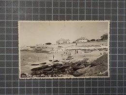 B30) Portugal Parede Cascais Praia Central Fotográfico Rasgado No Topo 1963 - Lisboa