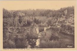 PLEAUX Le Pont De Laval Route D' Enchanet ( CIM ) - Sonstige Gemeinden