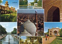 1 AK Pakistan * Sehenswürdigkeiten In Der Stadt Lahore - Hauptstadt Der Provinz Punjab * - Pakistan