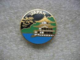 Pin's Japonais, Maison Typiques Japonaises - Villes