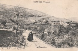 GRANGES FALURGOUTTES ETAT CF SCANS ANGLES MANQUES - Granges Sur Vologne