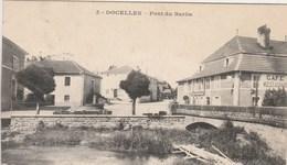 DOCELLES PONT DU BARBA CARTE PEU COURANTE - Other Municipalities