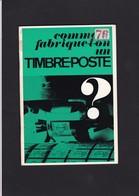 COMMENT FABRIQUE T ON UN TIMBRE POSTE Par De Pauw 24 Pages - Handbücher