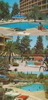 Marrakech, Hôtel Es-Saadi, 3 Cartes Non Circulée. - Marrakech