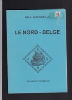 BELGIQUE LE NORD BELGE PHILA CLUB Flemalle ( Deneumostier ) 61 Pages - Chemins De Fer