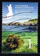 Finnland 2012, Michel# 2183 O Bothnian Sea National Park - Gebraucht