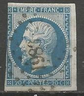 FRANCE - Oblitération Petits Chiffres LP 1983 MEXIMIEUX (Ain) - 1849-1876: Periodo Classico