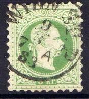 Österreich 1867 Mi 36 II, Gestempelt [170819XXVII] - Usados