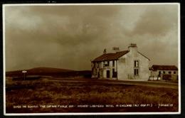 Ref 1322 - 1953 Real Photo Judges Postcard - The Cat & Fiddle Inn Near Buxton - Derbyshire - Derbyshire