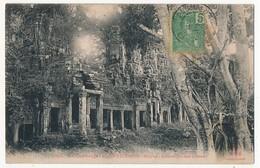 CPA - CAMBODGE - ANGKOR-THOM - Bayon - Ensemble Des Ruines - Cambodja