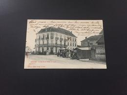 Knocke - Le Marche Et L'Hotel Du Cygne - Knokke - Knokke
