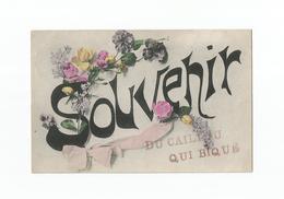 Souvenir Du Caillou Qui Bique (1909). - Honnelles