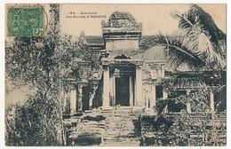 CPA - CAMBODGE - 143 - Souvenir Des Ruines D' ANGKOR - Cambodja