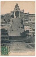 CPA - CAMBODGE - 85 - Souvenir Des Ruines D' ANGKOR - Cambodge