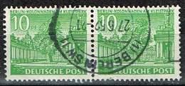 Berlin 1949, Michel#7 I4/47 I O Waager. ZDr. - [5] Berlin