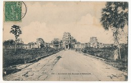CPA - CAMBODGE - 135 - Souvenir Des Ruines D' ANGKOR - Kambodscha
