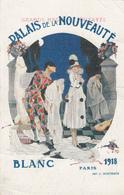 CPA  PALAIS DE LA NOUVEAUTE   1918  Grands Magasin DUFAYEL - Reclame