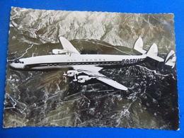 AIR FRANCE  SUPER CONSTELLATION   F BGDW  EDITION PI N° 7 - 1946-....: Era Moderna