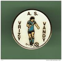 FOOT *** AS VRIZY - VANDY *** 1019 - Football