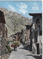 Valls D'Andorra - Canillo 1531 Mtr - Vista Parcial - Vieille Rue Pittoresque - Ezel Kar - Ed. APA 491 - Andorre