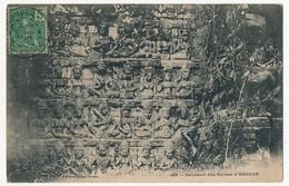 CPA - CAMBODGE - 148 - Souvenir Des Ruines D' ANGKOR - Cambodge