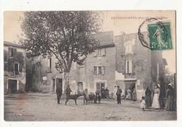 CPA France 66 - Peyrestortes - La Place T -  Achat Immédiat - Autres Communes