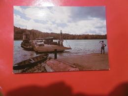 D 973 - Guyane - Roura - Le Bac Au Dégrad Stoupan - Guyane