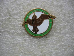 Pin's De La Ligue D'Alsace Pour La Protection Des Oiseaux - Animaux