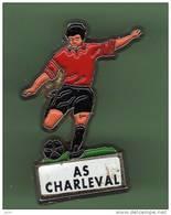 FOOT *** AS CHARLEVAL *** 1019 - Football