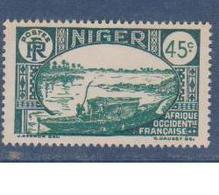 NIGER        N°  YVERT  76     NEUF AVEC CHARNIERE      ( Char 02/21 ) - Unused Stamps