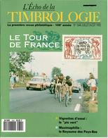 REVUE L'ECHO DE LA TIMBROLOGIE N°1644 De Juillet-Août 1992 - Magazines