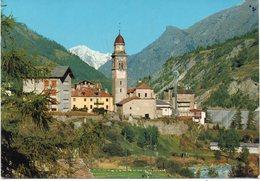 Valle D' Aosta - Cogne - Scorcio Panoramico - Fg Vg - Altre Città