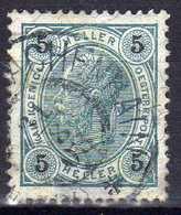 Österreich 1901 Mi 87 A, Zähnung 13 : 12 1/2, Gestempelt [170819XXVII] - Gebraucht