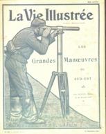 """LA VIE ILLUSTREE N° 258de 1903 """" LES GRANDES MANOEUVRES Du SUD-EST """" - Books, Magazines, Comics"""